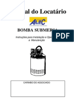 Manual de Bomba Submersa
