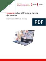 Estudio sobre el fraude a través de Internet (informe anual 2010)