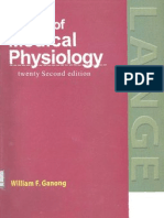 Review of Medical Physiology (22 Ed)@Link