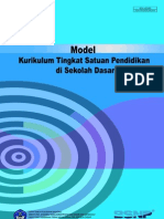 Model Ktsp Sd