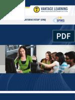 Student Progress Monitoring System Product Brochure