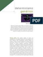 CV04 Determinismo genetico