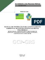 04.01 Manual de Instrucao Para Licenciamento Ambiental