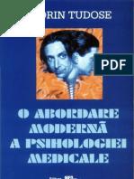 47320150 Florin Tudose O Abordare Moderna a Psihologiei Medicale