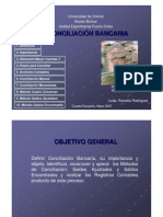 PRESENTACION CONCILIACIONES BANCARIAS