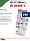 Voice News Modular Ads (Broadsheet)