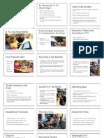 Adv2014 School Committee Update 6-15-11