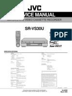 SRVS30U Service Manual