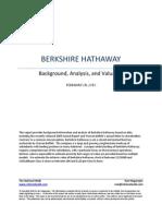 Berkshire Hathaway Briefing Book (2010)