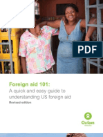Foreign Aid 101 Revised Edition