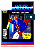 Super Crusaders Second Edition