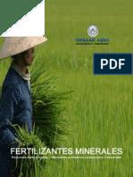 Producción de Fertilizantes Minerales desde Residuos.