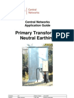 Application Guide Primary Neutral Earthing v2