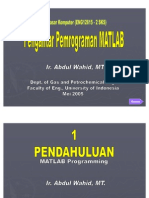 Modul 6 Matlab 1