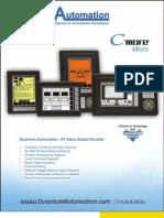 Operator Interface Hmi Touch Screen Cmore Micro - 11