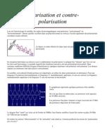 polarisation Et Contre-polarisation