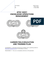 Air Force Qualification Training