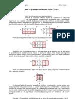 Diagrame VK Si Minimizarea Functiilor Logice