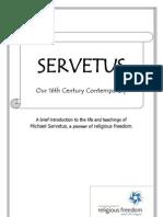 Servetus 500 Anv Book
