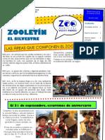 Zooletín 01 - Octubre 2009