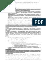 Criterios de corrección del examen de Selectividad de Lengua Castellana y Literatura. Junio 2011
