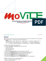 Dasar Pemrograman Mikrokontroler AVR Menggunakan CodeVisionAVR