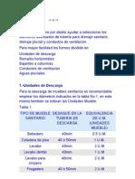 Datos Practico Para La Instalacion Sanitaria