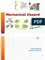 Mechanical Hazard
