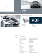 Audi A6 2.8L 2011 (C7) 7th Generation Brochure