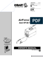 AirForce 500i Owner's Manual
