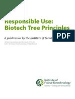 Responsible Use Biotech Tree Principles v.P.1.0.B