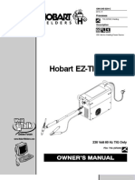 Ez-TIG 165i Owner's Manual