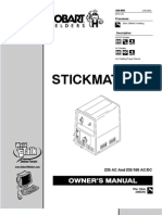 Stickmate 235 AC & 235 AC/DC Owner's Manual