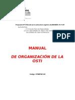 STIM07001-04 Manual de Organizacion Tecnología Nº 2