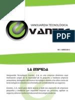 Vanguardia Tecnologica Evantec, C.A