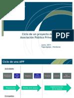 Ciclo de Un Proyecto de APP (IFC)