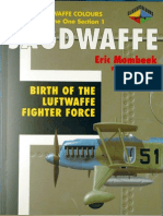 Luftwaffe Colours 1 Birth of the Luftwaffe Fighter Force