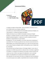 Trabajo Derecho Internacional Público