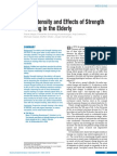 The Intensity and Effects of Strength