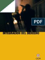 Integracion Del Derecho