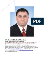 C.v. Dr. Said Elshahat Abdallah