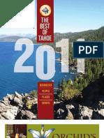 Best of Tahoe 2011