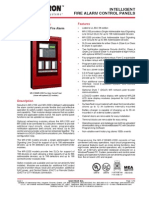 CAT-1005 MR-2100 MR-2200 Address Able Fire Alarm Control Panels