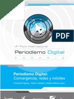 Conferencias 4to Foro Internacional de Periodismo Digital