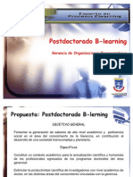 Postdoctorado B-learning2