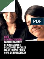 GUÍA CAPACITACION AOE