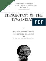 Tewa Ethnobotany-1