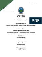 Nazario, José Carlos - Comunicación para el consenso