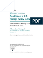 Foreign Policy Index Vol. 4