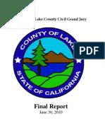 2009-10 Lake County Grand Jury Final Report